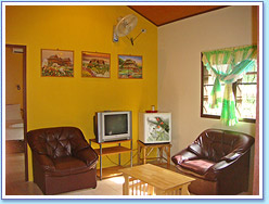 Family Bungalow sitting room