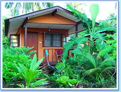 Moonhut Resort: Standard Fan Bungalow