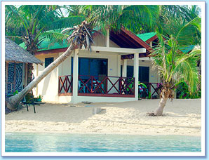 1 Beachfront Bungalow